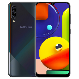 Samsung Galaxy A50s Prism Crush Black