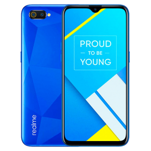 Realme C2 Diamond Blue
