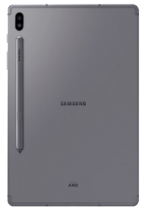 Samsung Galaxy Tab S6 Grey Back