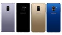 Samsung Galaxy A8(2018) Image 03