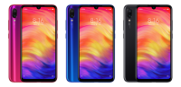 Xiaomi Redmi Note 7 Colors