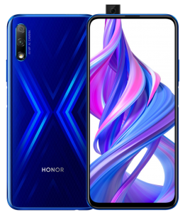 Honor 9X Charm Sea Blue