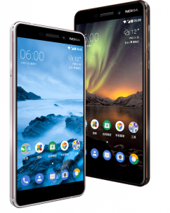 Nokia 6 (2018) Image 02