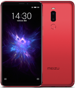 Meizu Note 8 Red