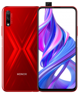 Honor 9X Charm Red